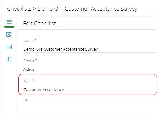 Setup Relay Customer Checklist
