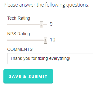 Relay NPS Survey Form