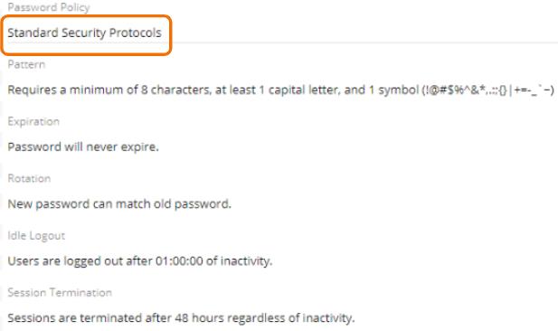 Relay Password Security 2