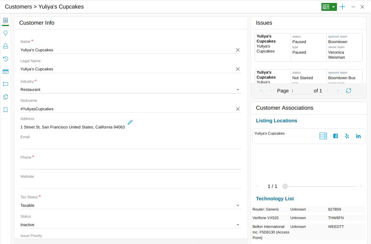 Relay Customer Profile 6