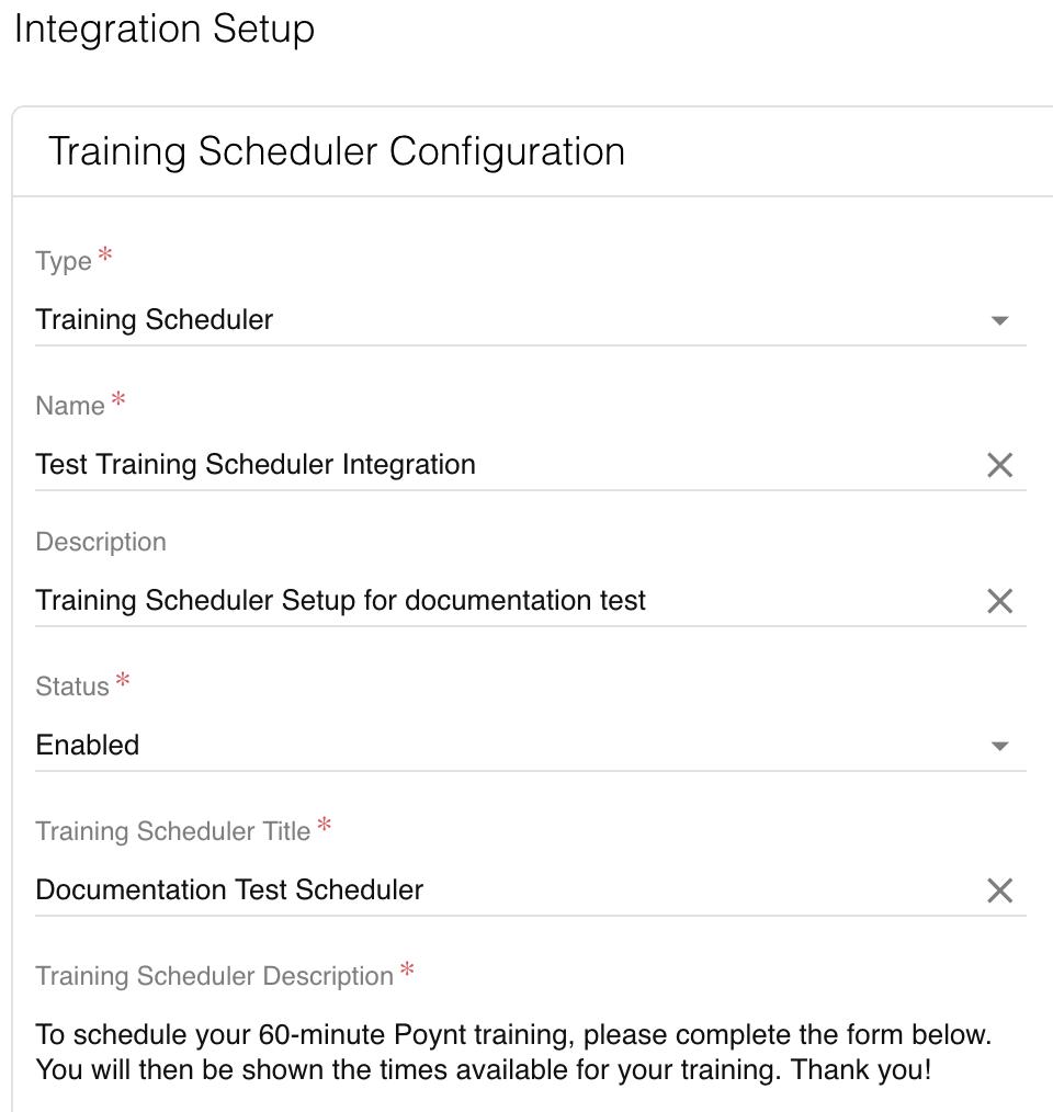 Relay Set Training Scheduler