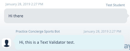 Relay Add responses and buttons to bots 3